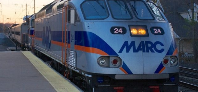 Event/Media Summary: MARC Camden Line Service Expansion