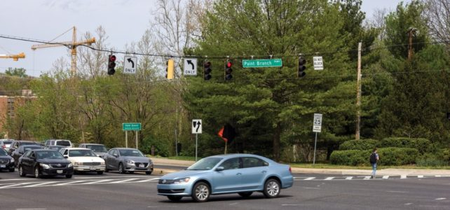 Paint Branch Parkway to be renamed Campus Drive