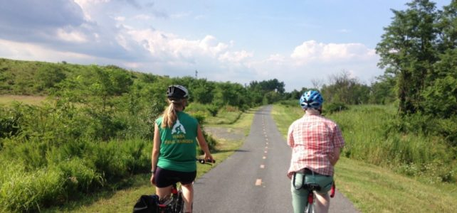 New Anacostia Trail Connects Maryland and D.C. Communities