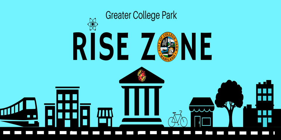 College Park RISE Zone Approved