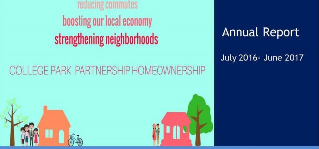 Partnership Homeownership Program FY'17 Report Release