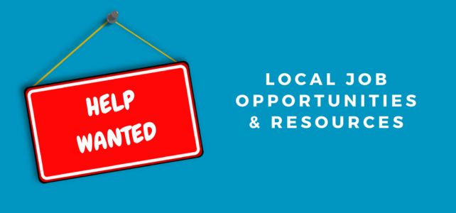 Local Job Opportunities and Resources