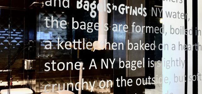 New York Style Bagels in College Park