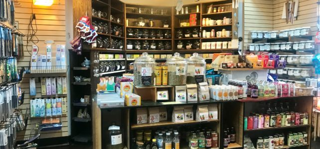 Smile Herb Shop: A College Park Staple