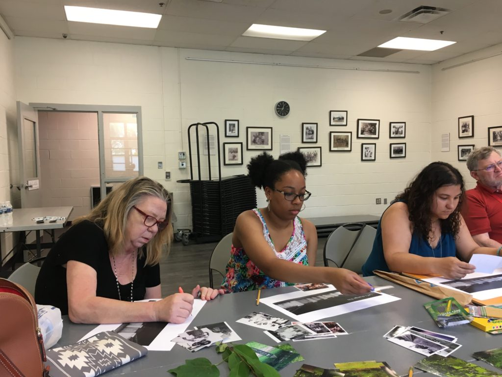 The making of the Paint Branch Bridge Mural – College Park