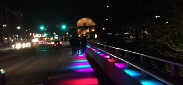 Media Advisory: Paint Branch Bridge Lighting