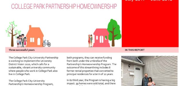 FY'18 Homeownership Program Report Release