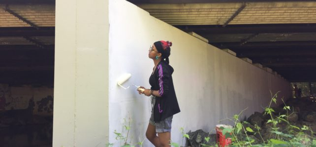 Mural Project Update 5