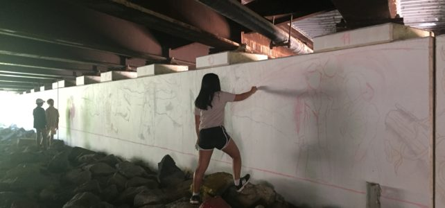 Mural Project Update 8
