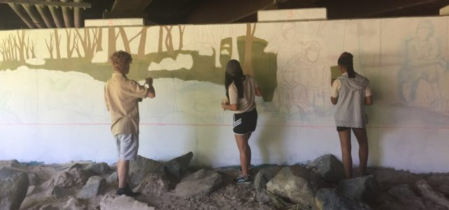 Mural Project Update 9