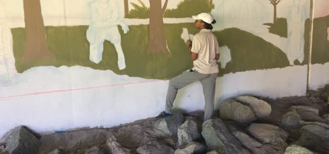 Mural Project Update 10