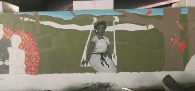 Paint Branch Bridge Underpass Mural Unveiling