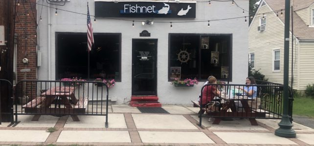 Fishnet Restaurant– your local seafood joint on Berwyn Road
