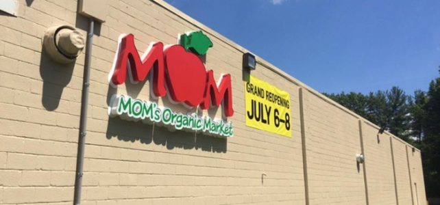 MOM's Organic Market, College Park's local and sustainable grocery