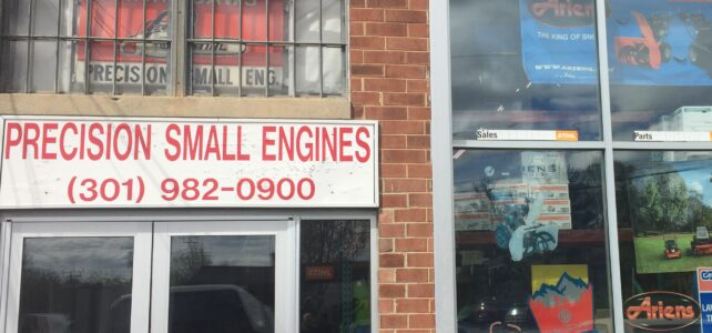Precision Small Engines: Helping You Make the Best of Spring!