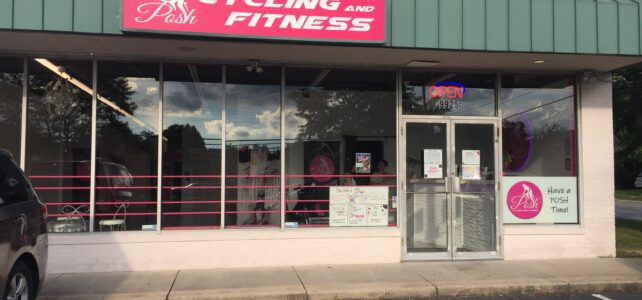 Posh Cycling and Fitness: Bringing Physical and Social Wellness to College Park