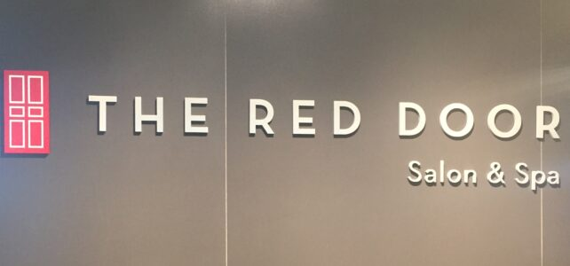 Find an Escape in the Salon & Spa of The Red Door