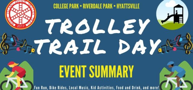 Trolley Trail Day