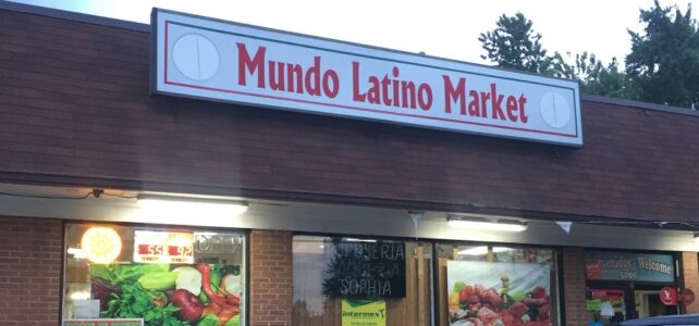 Grab both your Groceries and Dinner at Mundo Latino Market