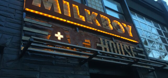 Milkboy Continues to Host Great Dining and Entertainment